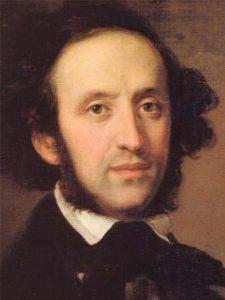 Archivbild Mendelssohn