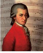 Archivbild Mozart