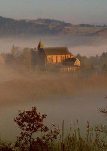 Archivbild Stiftskirche Kyllburg