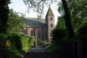 Archivbild Stiftskirche Kyllburg2