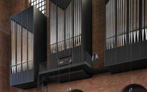 Orgel Konstantinbasilika
